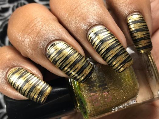 Estate (LE) w/ nail art