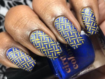 Lapis Lazuli (LE) - w/ nail art