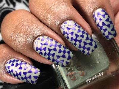 Succulent Garden (LE) w/ nail art