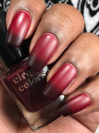 Rothko Red (LE) w/ matte tc