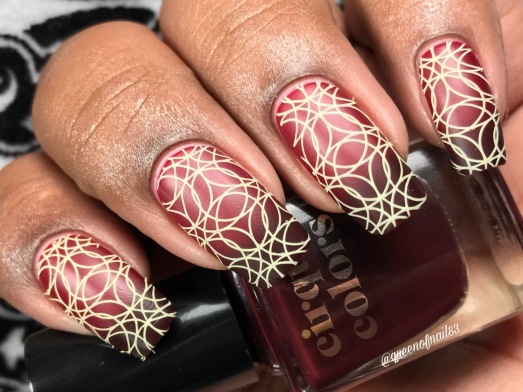 Rothko Red (LE) w/ nail art