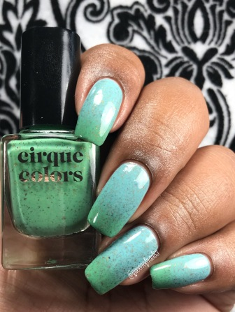 Magic Turquoise (LE) w/ glossy tc