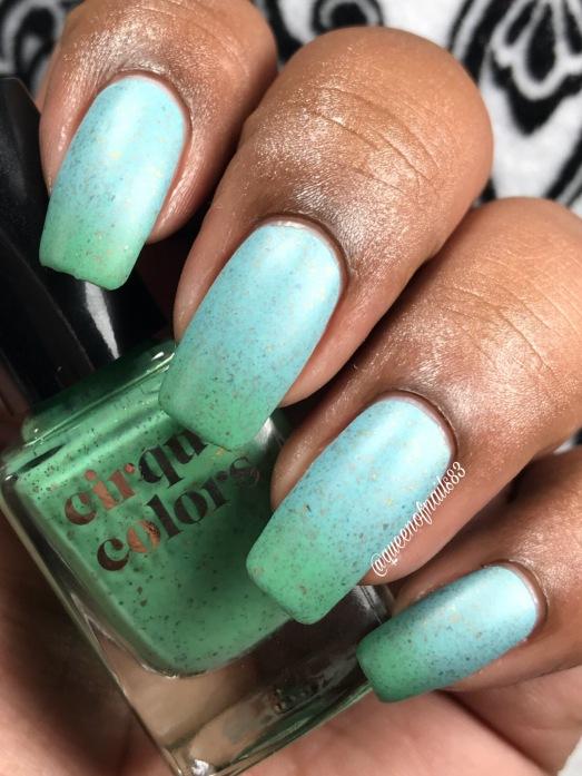 Magic Turquoise (LE) w/ matte tc