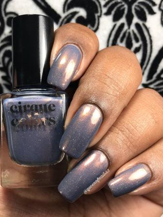 Velvetine (LE) w/ glossy tc