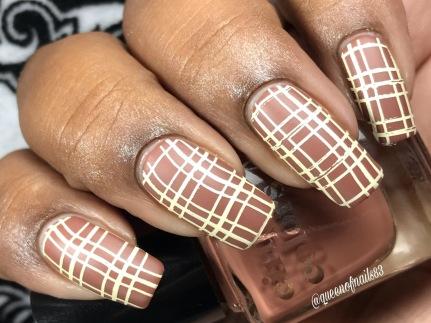 Coffee Talk w/ nail art