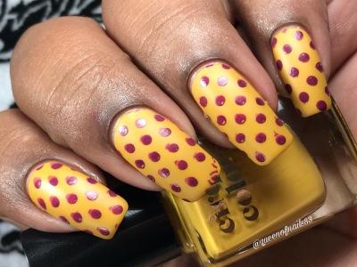 Urbanized w/ nail art