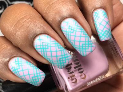 Sartorial w/ nail art