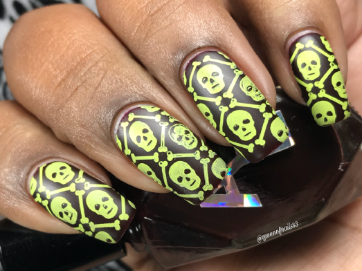 Alter Ego - It'll Only Hurt For a Moment or Two w/ nail art