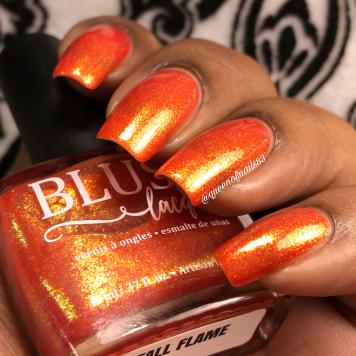 Fall Flame w/ glossy tc