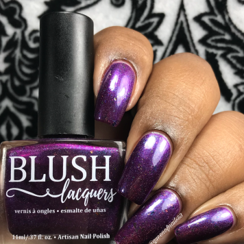 Floral Engagement w/ glossy tc