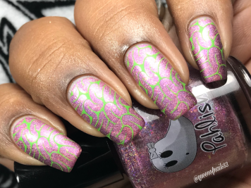 What's This?! w/ nail art