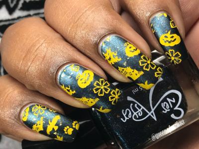 Indie Shop LEs - Mischievous Coraline w/ nail art