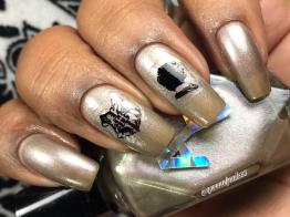 Alter Ego - Make It Work w/ nail art