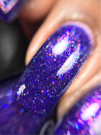 Cameo Colours Lacquers - Shuttity Up Up Up macro