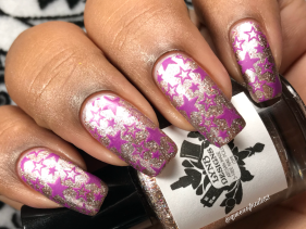 Lynbdesigns - Hi, I'm Scott w/ nail art