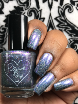 Polished For Days - Dance It Out w/ glossy tc