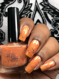 Dainty Digits Polish - Sailor Venus w/ glossy tc