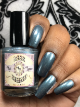 Rise and Shine Cosmetics - Outlaw Ways w/ glossy tc