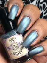 Rise and Shine Cosmetics - Outlaw Ways w/ matte tc