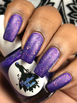 Heather's Hues - Man, My Family Did a Number on You w/ matte tc
