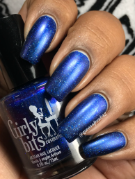 Girly Bits - Wait For It w/ matte tc