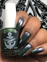 Anchor & Heart Lacquer - Mystery Hack w/ glossy tc