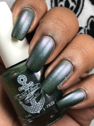 Anchor & Heart Lacquer - Mystery Hack w/ matte tc