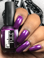 Contrary Polish - The Juice Fiend w/ glossy tc