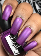Contrary Polish - The Juice Fiend w/ matte tc
