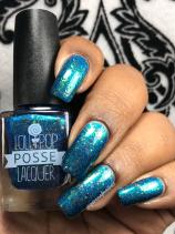 Lollipop Posse Lacquer - Spirit of the Kohaku River w/ glossy tc
