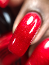 Seventy Seven Nail Lacquer - Nowhere... Fast. And You're Not Coming macro