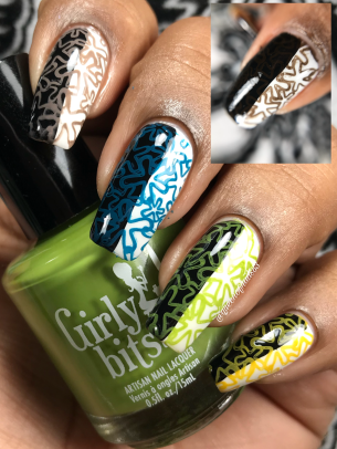 Girly Bits - Fall 2017 Collection stamping