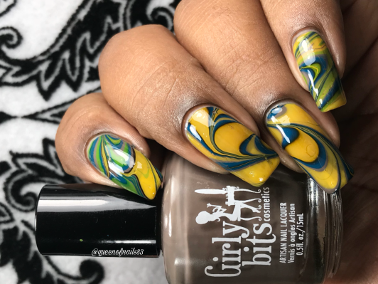 Girly Bits - Fall 2017 Collection watermarble