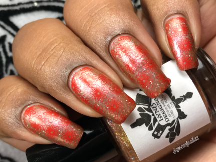 Cornucopia - w/ nail art