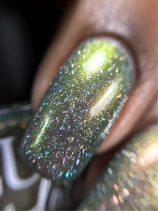 BLUSH Lacquers - Bane of my Existence macro