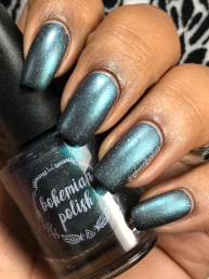 Bohemian Polish - No More Unitaskers w/ matte tc