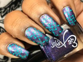 Ever After - Live Long & Prosper w/ nail art