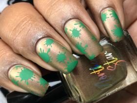 Northern Star - I've Heard It Both Ways w/ nail art
