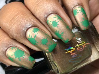 Northern Star - I've Heard It Both Ways w/ nail art