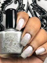 Great Lakes Lacquer - When All Other Lights Go Out w/ glossy tc