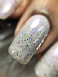 Great Lakes Lacquer - When All Other Lights Go Out macro