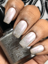 Great Lakes Lacquer - When All Other Lights Go Out w/ matte tc