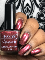 Top Shelf Lacquer - Fang Banger w/ glossy tc