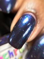 Fanchromatic Nails - Dead But Delicious macro