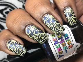 Fanchromatic Nails - Dead But Delicious w/ nail art