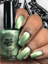 My Stunning Nails - Cherish w/ glossy tc
