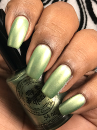 My Stunning Nails - Cherish w/ matte tc