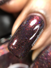 Nvr Enuff Polish - I Will Find You macro