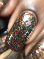 Poetry Cowgirl Nail Polish - Don't Dream It macro