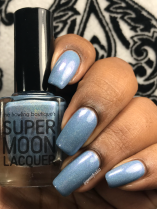 The Howling Boutique's Supermoon Lacquer - You Down With MLP? w/ glossy tc